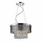 ELK Rados 13 Light Pendant in Polished Chrome EK-30015-13
