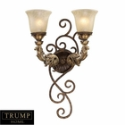 ELK Regency 2-Light Wall Sconce EK-2155-2