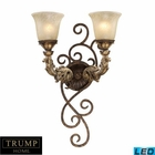 ELK Regency 2-Light Wall Sconce - Led EK-2155-2-LED