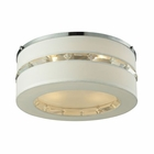 ELK Regis 4 Light Semi Flush in Polished Chrome EK-31625-4