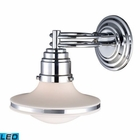ELK Retrospective 1-Light Sconce in Polishe Chrome - Led EK-17050-1-LED