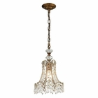 ELK Sasha Collection 1 Light Pendant in Spanish Bronze EK-11706-1