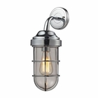 ELK Seaport 1 Light Sconce in Polished Chrome EK-66345-1