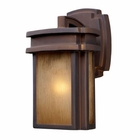 ELK Sedona 1-Light Outdoor Sconce in Hazelnut Bronze EK-42146-1