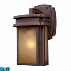ELK Sedona 1-Light Outdoor Sconce in Hazelnut Bronze - Led EK-42146-1-LED