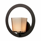 ELK Serenity 1 Light Sconce in Oil Rubbed Bronze EK-11475-1