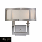 ELK Seven Springs 2-Light Sconce in Satin Nickel EK-20151-2