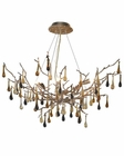 ELK Six Light Chandelier Bijou EK-1721