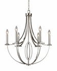 ELK Six Light Chandelier Dione EK-10121