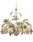 ELK Six Light Chandelier Huarco EK-86053