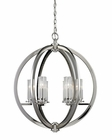 ELK Six Light Chandelier Lindisfarne EK-83001