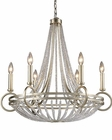 ELK Six Light Chandelier New York EK-31014