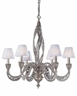 ELK Six Light Chandelier Renaissance EK-6236