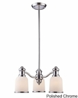 ELK Three Light Chandelier Brooksdale EK-66152