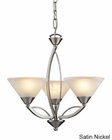ELK Three Light Chandelier Elysburg EK-7635