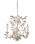 ELK Three Light Chandelier Heritage EK-8091
