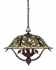 ELK Three Light Chandelier Latham EK-08016