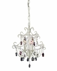 ELK Three Light Chandelier Minique EK-4041