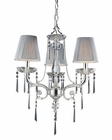 ELK Three Light Chandelier Princess EK-2395