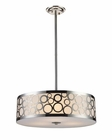 ELK Three Light Chandelier Retrovia EK-31025