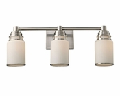 ELK Three Light Vanity Lamp Bryant EK-11266