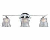 ELK Three Light Vanity Lamp Calais EK-31164