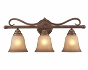 ELK Three Light Vanity Lamp Lawrenceville EK-9322