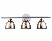 ELK Three Light Vanity Lamp Reflections EK-10072