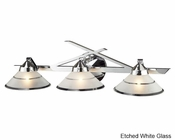 ELK Three Light Vanity Lamp Refraction EK-1472