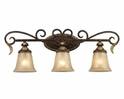 ELK Three Light Vanity Lamp Regency EK-2152