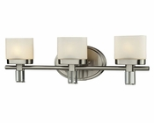 ELK Three Light Vanity Lamp Tassoni EK-84092
