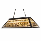 ELK Tiffany Game Room-Lighting 4-Light Billiard/Island Light in Tiffany Bronze Metal EK-70023-4