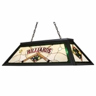 ELK Tiffany Game Room-Lighting 4-Light Billiard/Island Light in Tiffany Bronze Metal EK-70083-4
