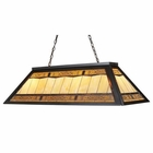 ELK Tiffany Game Room Lighting 4-Light Billiard/Island Light in Tiffany Bronze Metal EK-70113-4