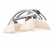 ELK Two Light Vanity Lamp Arches EK-10031