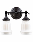 ELK Two Light Vanity Lamp Quinton Parlor EK-66212