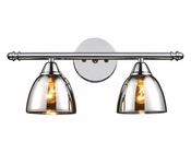 ELK Two Light Vanity Lamp Reflections EK-10071