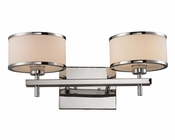 ELK Two Light Vanity Lamp Utica EK-11416