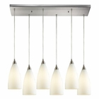 ELK Vesta 6 Light Pendant in Satin Nickel EK-2580-6RC