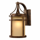 ELK Winona Collection 1 Light Outdoor Sconce in Hazelnut Bronze EK-45097-1