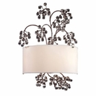 ELK Winterberry 2-Light Sconce in Antique Darkwood EK-20058-2