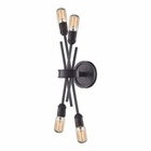 ELK Xenia 4 Light Sconce in Oil Rubbed Bronze EK-66910-4