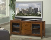 Encore Entertainment - 59inch TV Stand in Cherry AP-FUE-CS62C