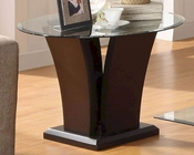 End Table Daisy by Homelegance EL-710-04