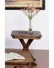 End Table Savannah by Sunny Designs SU-3237AC-E