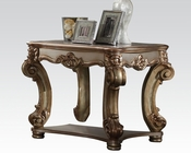End Table Vendome Gold by Acme Furniture AC83001