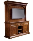 Entertainment Console w/ Hutch Tuscan Estates by Hekman HE-72365CH