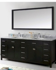 Espresso Bathroom Set Caroline Parkway by Virtu USA VU-MD-2178-WMSQ-ES
