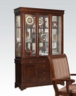 Espresso Buffet w/ Hutch Mahavira by Acme Furniture AC60685