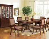 Espresso Dining Set Mahavira by Acme Furniture AC60680SET
